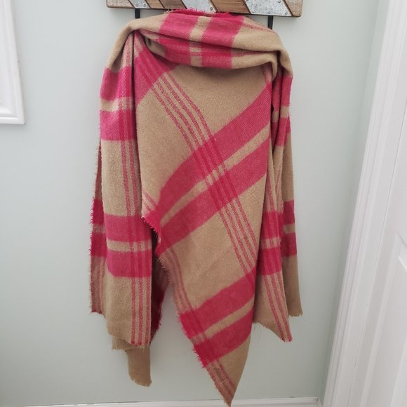 Large over sized scarf